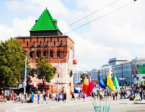 бесплатные мероприятия в нижнем новгороде адрес Россия, Пермский