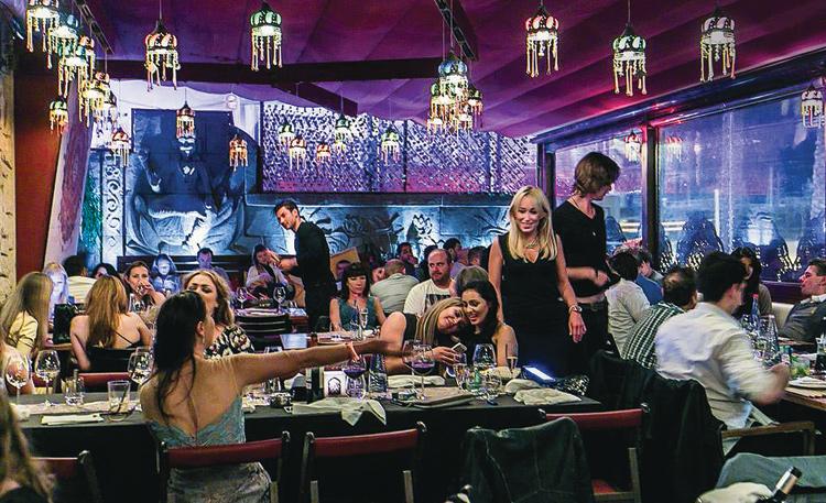 Bellissimo for Carpe diem lounge club barcelona