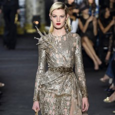 Elie Saab Couture - Ар-деко Нью-Йорка