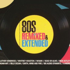 Various. 80`s Remixed & Extended