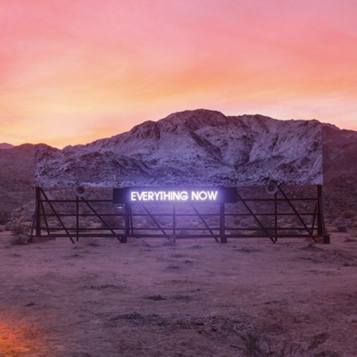 Arcade Fire. Everything Now