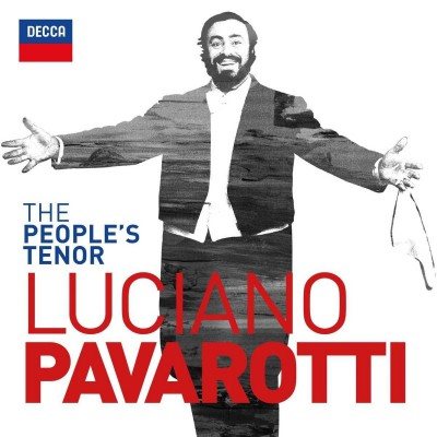 Luciano Pavarotti. The People`s Tenor