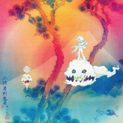 Kanye West & Kid Cudi. Kids See Ghosts