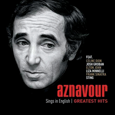 Charles Aznavour. Sings In English