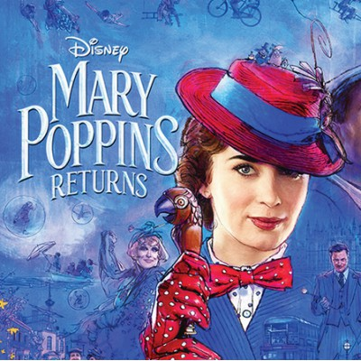 Mary Poppins Returns. Christmas OST