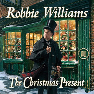 Robbie Williams. The Christmas Present