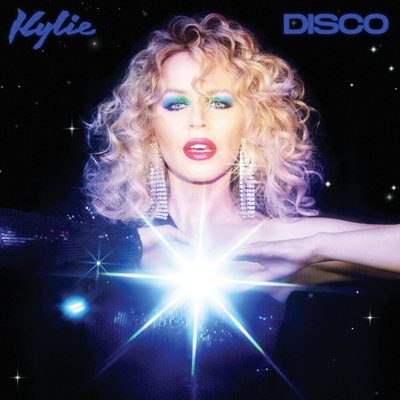 Kylie Minogue. DISCO